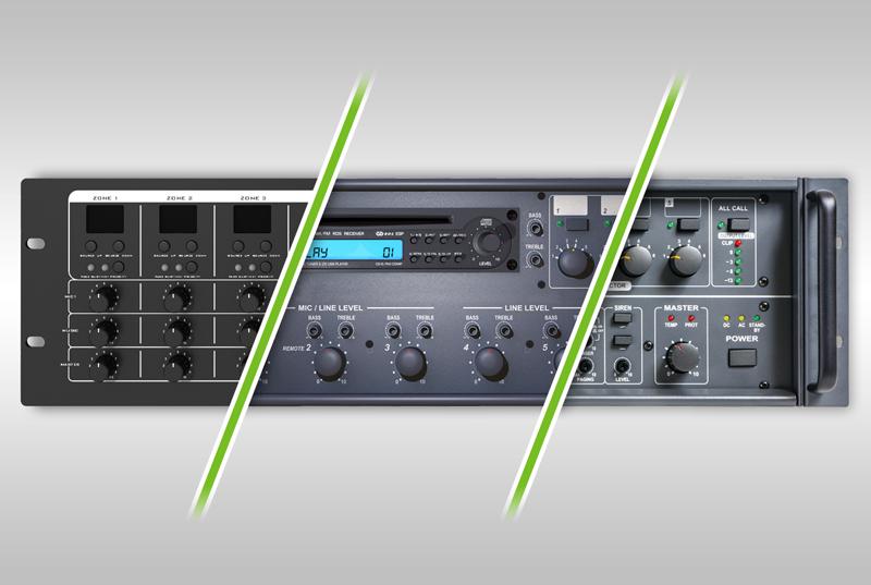 Comment choisir son amplificateur ligne 100V ?