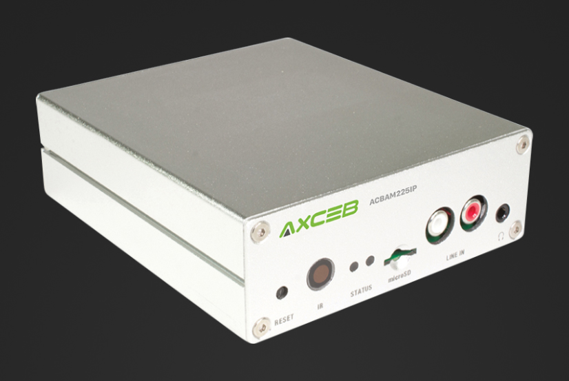 Nouveau : Amplificateur 2 x 25W sur IP