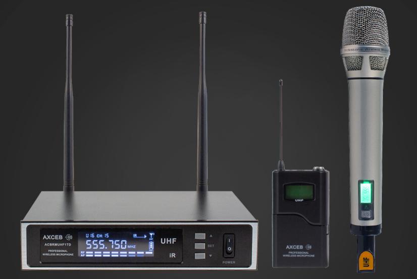 Améliorez intelligemment la qualité de réception audio grâce au nouveau système micro HF True Diversity