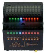 Déclencheur et transmetteur d'alarme SMS et d'email par réseau GSM