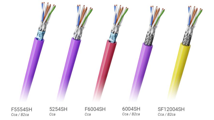 Câble cuivre - CAE Groupe