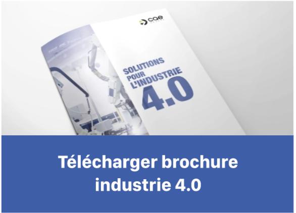 Téléchargez notre brochure Industrie 4.0