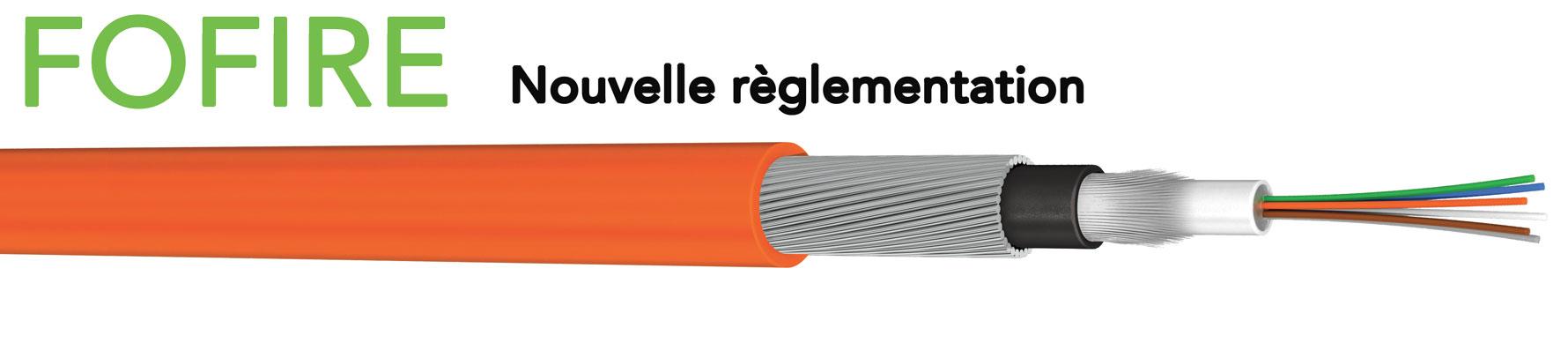 FOFIRE, nouvelle reglementation