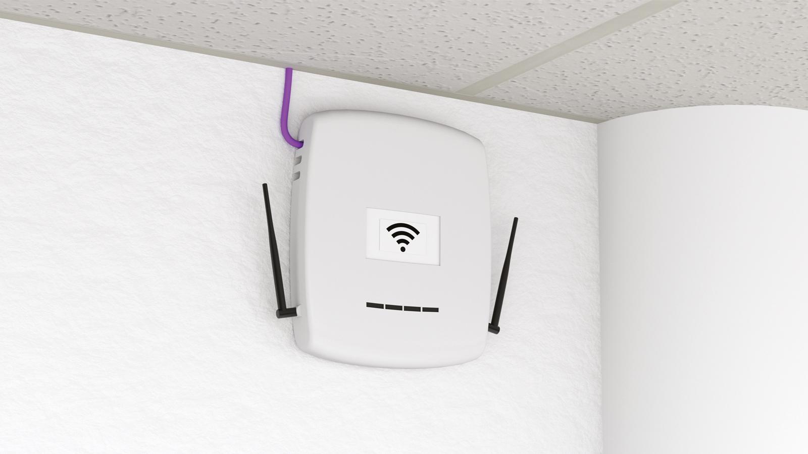 Wifi - Solution flex office