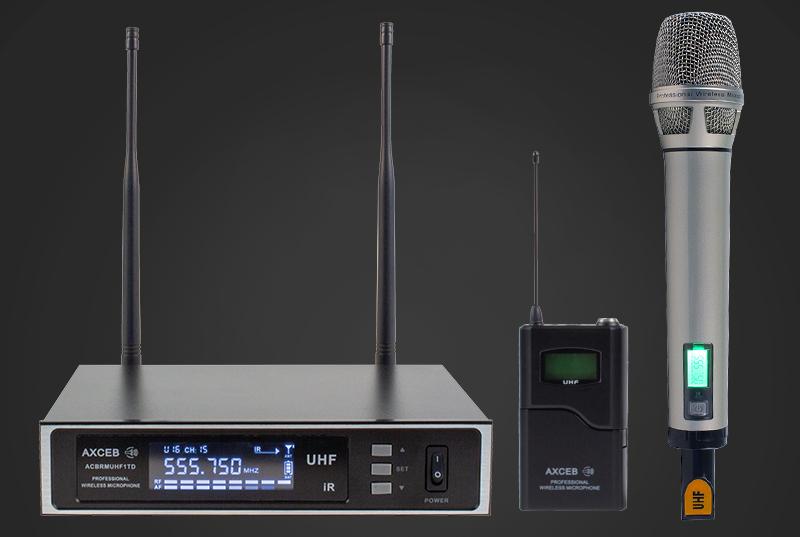 système micro HF True Diversity