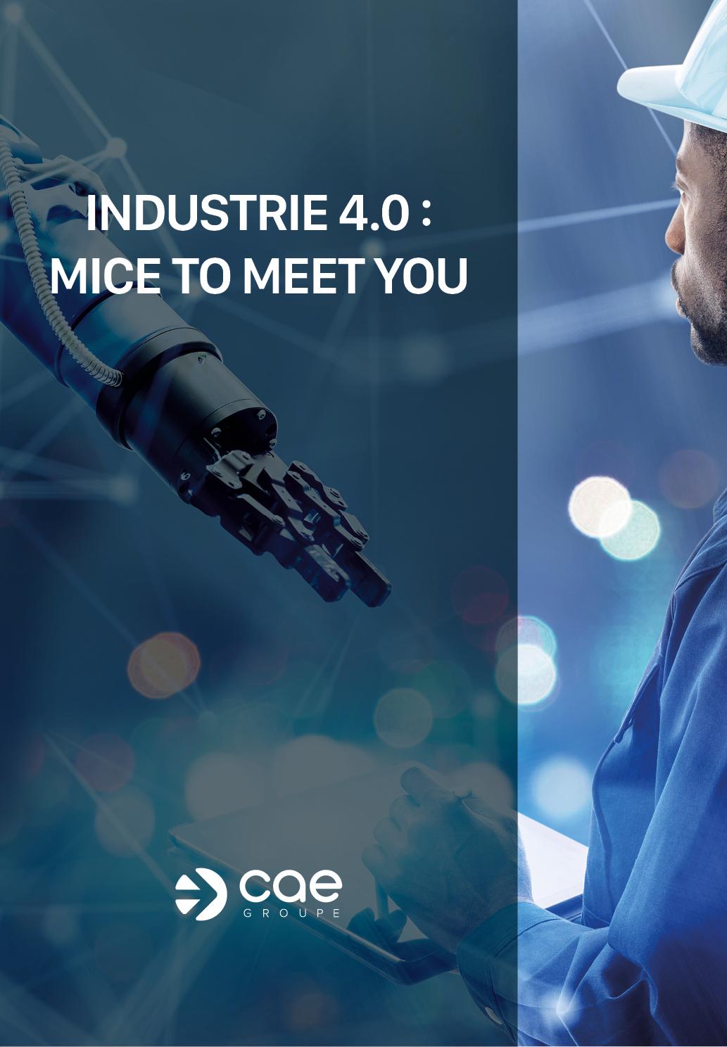 Industrie 4.0 - MICE