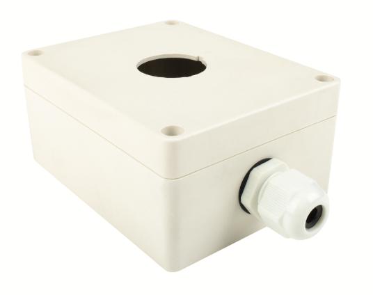 Boitier IP67 1 ou 2 connecteur(s)