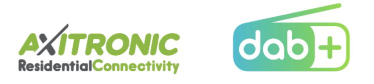 Logo Axitronic - DAB+