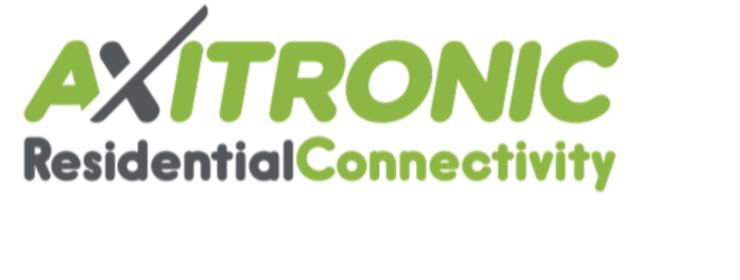 Logo Axitronic - une marque CAE Groupe